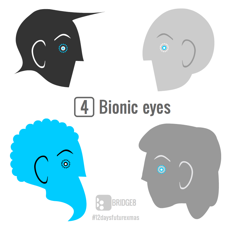 bionics eye and bionic ear essay Remarkable recipients which is why we created our bionic ear association a representative from advanced bionics will be in touch soon.