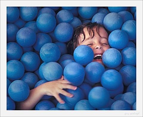 Joy in Blue, gaspi *yg, Flickr CC